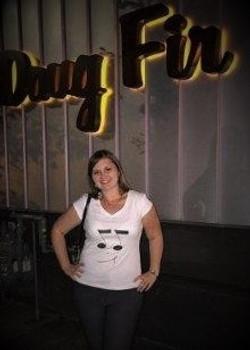 Me in John Tees Shirts at Doug Fir-edite