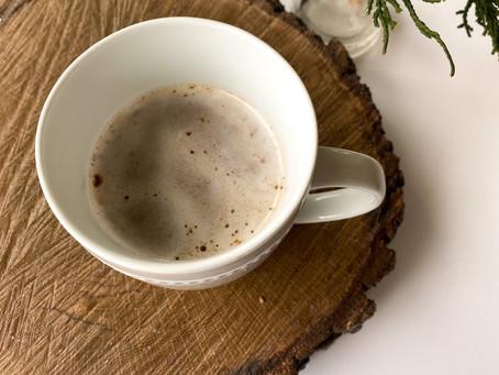 Cozy Hot Cocoa (for happy hormones!)