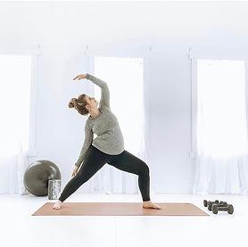 Preggers yoga