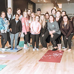 Our very first {{ SHE Retreat!! }} Where