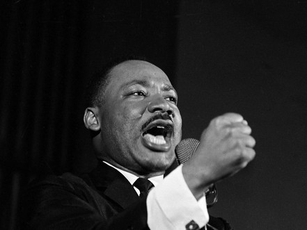 Martin Luther King Jr: Are leaders born or made?