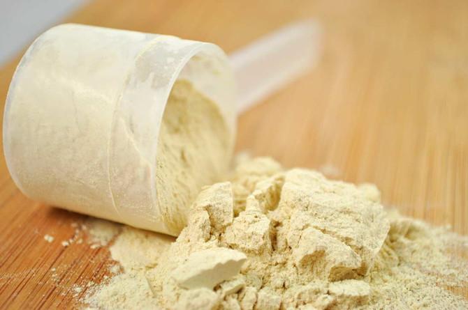 Uma grande proteína: Whey protein