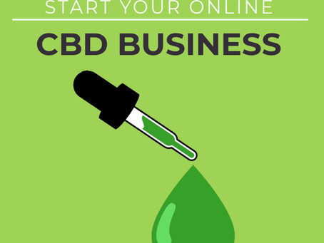 Tips to start your own CBD business