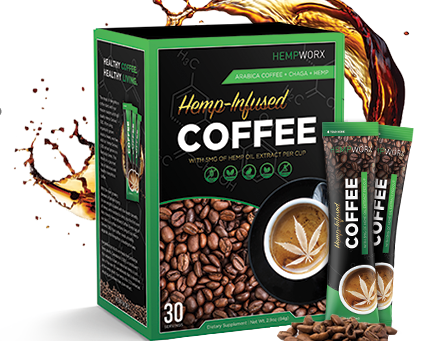 HEMPWORX CBD COFFEE