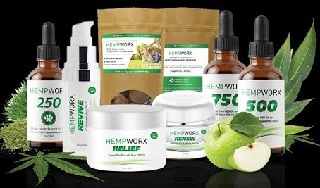 HempWorx RELIEF Topical Icy Rub
