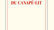 """Pierre Jourde, """"Le Voyage du canapé-lit"""""""
