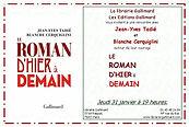 Blanche Cerquiglini, Librairie Gallimard
