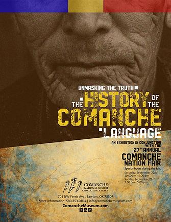 T679 CNM Unmasking exhibit Ad for Comanc