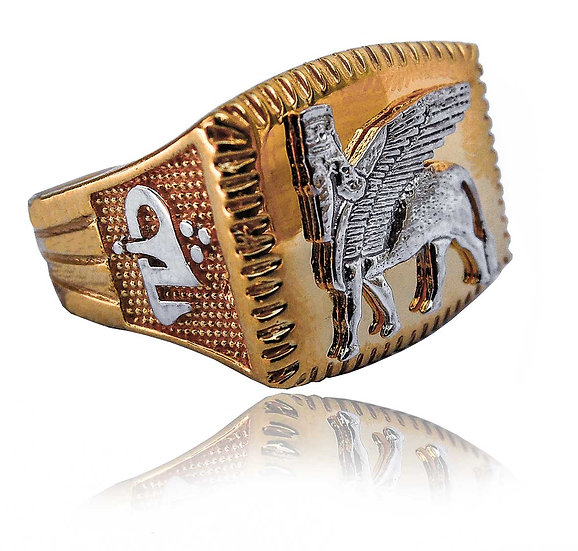 Lamassu Ring new