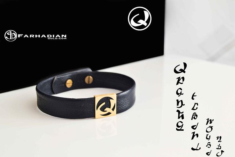 Letter bracelet Square