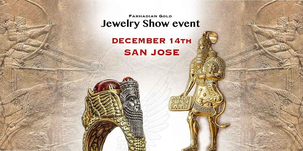 SAN JOSE Jewelry Show