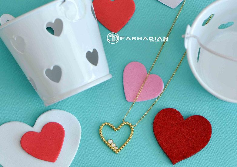 dot heart