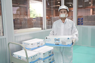Flomax N95 respirator mask_industrial