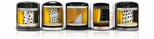 oil filter compare with other