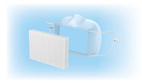 flomax mask n95 repirator layer