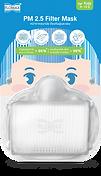 Flomax N95 respirator mask kid