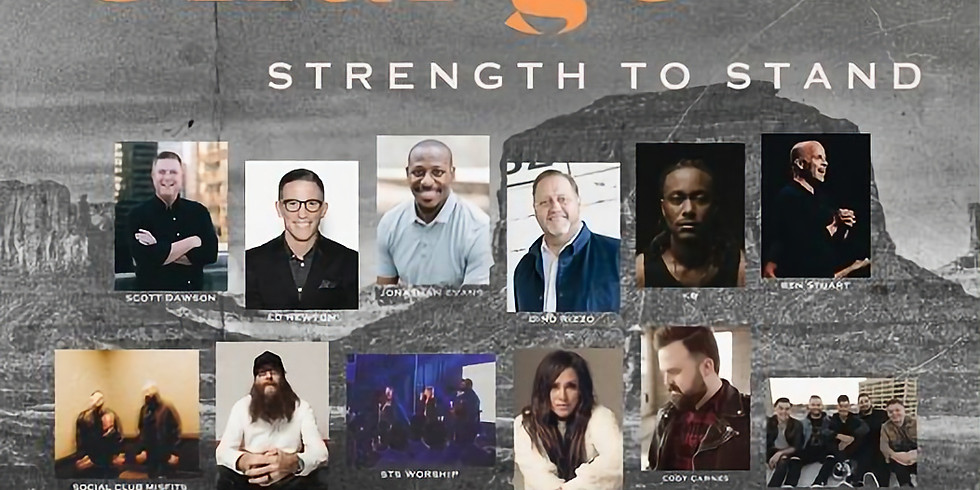 Strength To Stand Youth Conference