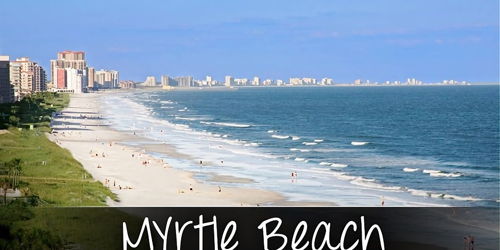 Senior Adult Beach Trip November 1 - 4, 2021
