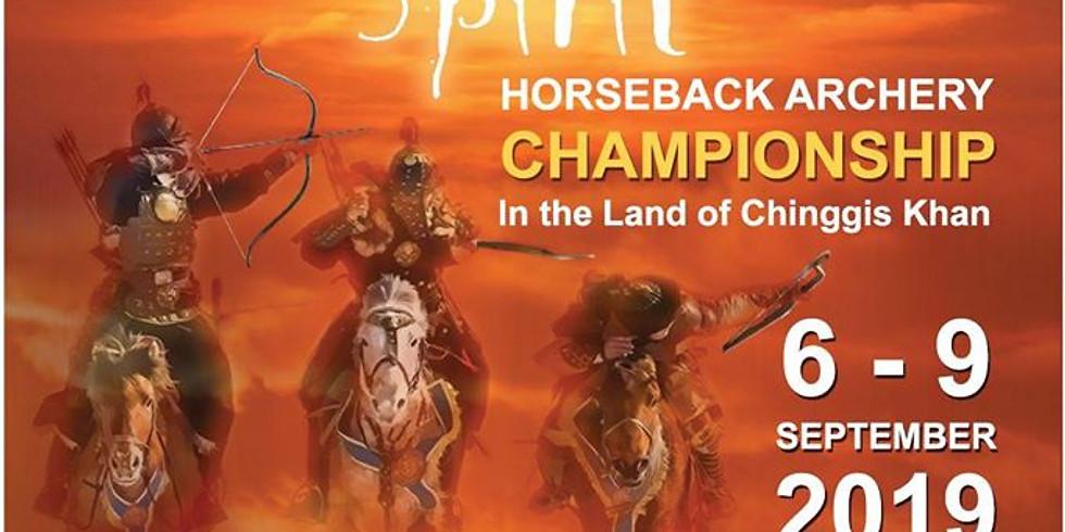 Spirit HBA Championship Mongolia Sept. 2019