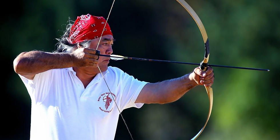 2020, 34th Canadian Horseback Archery Open Championship