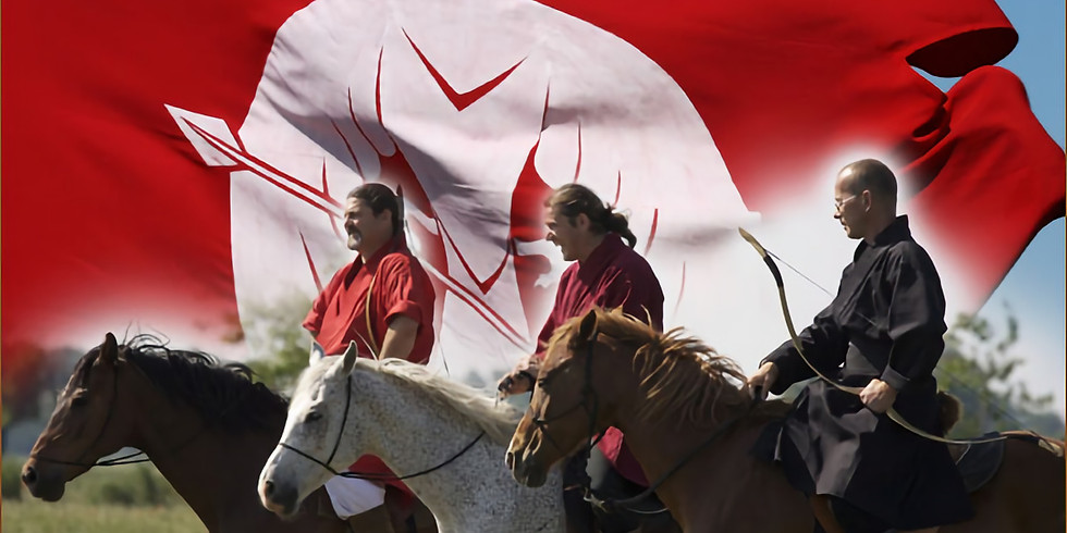 2019 32nd Canadian Horse Archery  Open