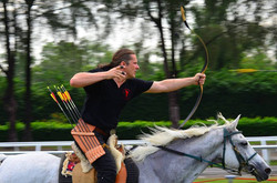 Kuala Lumpur 2014 Horse Ozzye