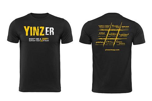 Yinzer Jagoff T-shirt