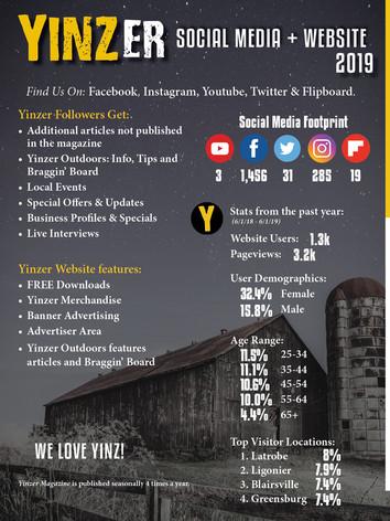 Social Media & Website