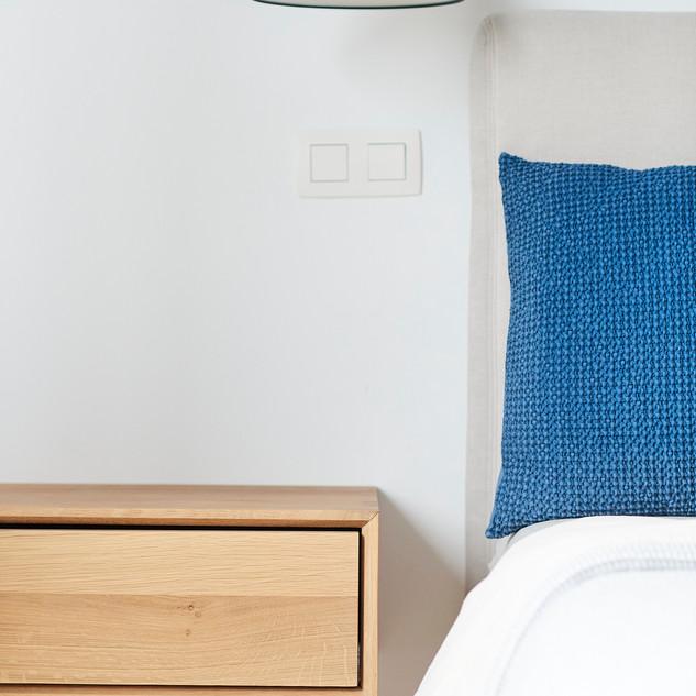 Details - master bedroom