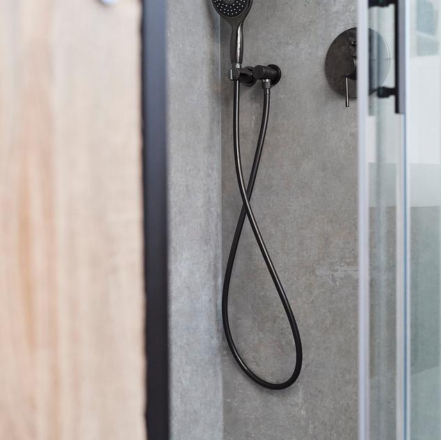 Details - master bathroom