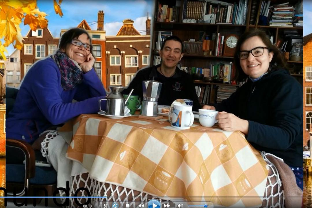 La mesa camilla del ELE