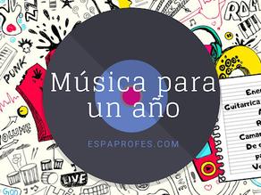 Música para escribir. 9 recomendaciones musicales