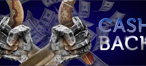 Cash Back в GDFPlay
