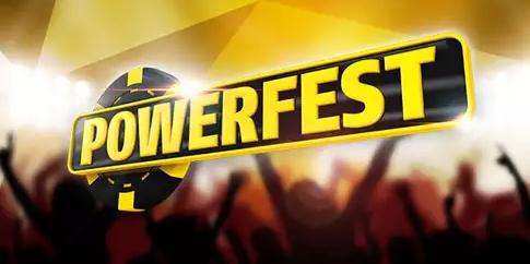 Powerfest 2017 на Bwin и PartyPoker