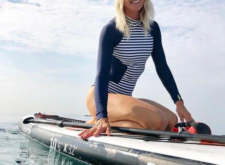 6 причин заниматься SUP-серфингом чаще!