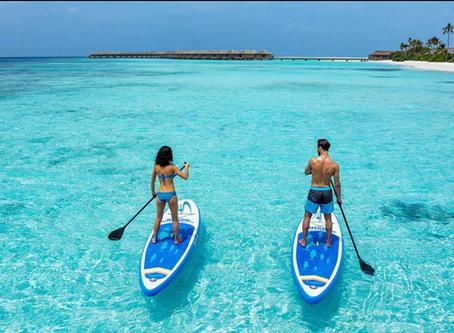 Топ самых красивых мест для САП серфинга 😍