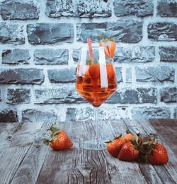 Erdbeerboele Produktfotografie