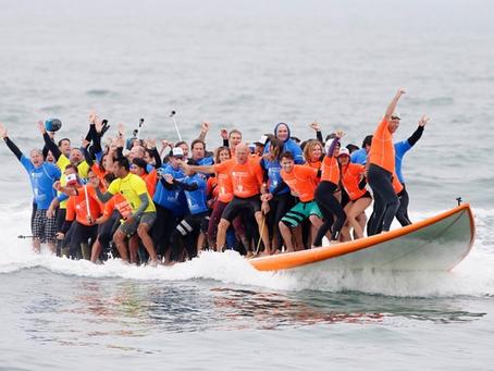 Рекорды в серфинге 🏆