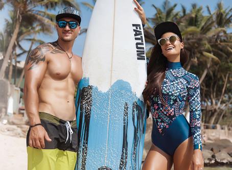 Как выбрать одежду для сёрфинга и других водных видов спорта