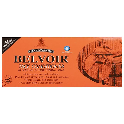 Carr & Day & Martin - Belvoir tack conditioner soap