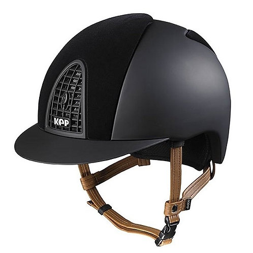KEP - Casque cromo velvet noir