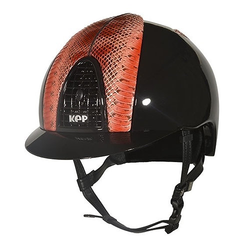 KEP - Cromo Polish noir/serpent rouge bamboo