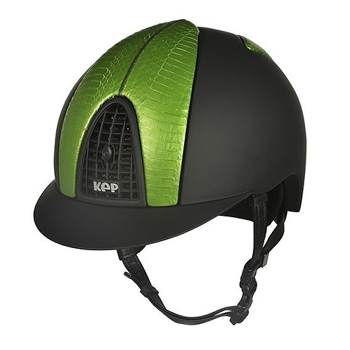 KEP - Cromo Polish noir/serpent pearl empire vert