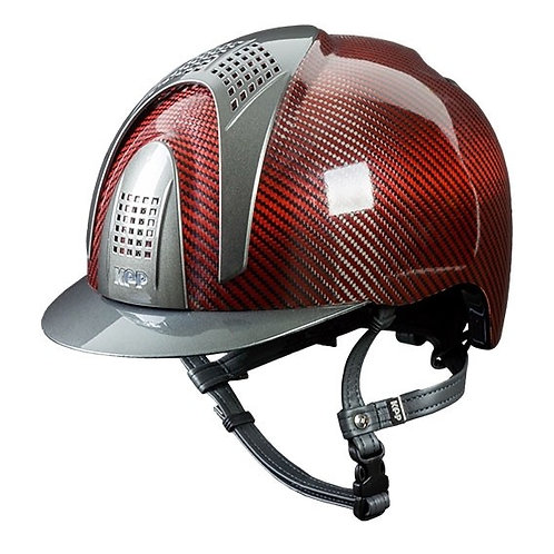 KEP - E-Light shine rouge - 3 éléments métallisé gris