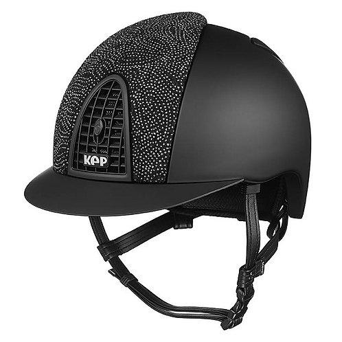 KEP - Cromo textile noir/damas noir