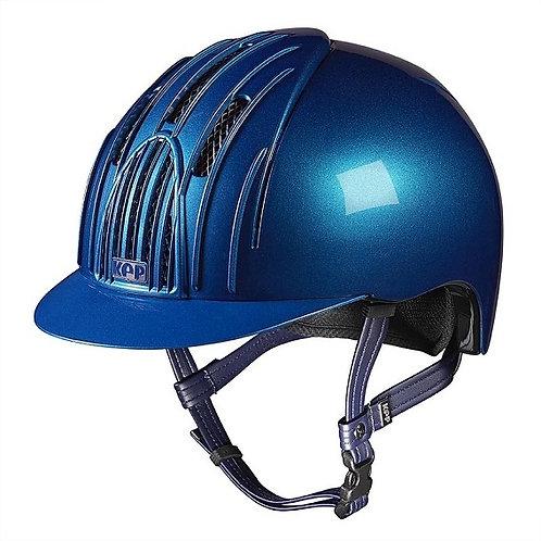 KEP - Casque endurance bleu