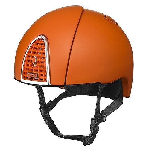 KEP - Cromo jockey orange arc en ciel