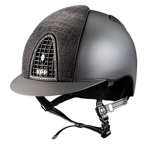 KEP - Cromo Textile - Galassia noir glitter