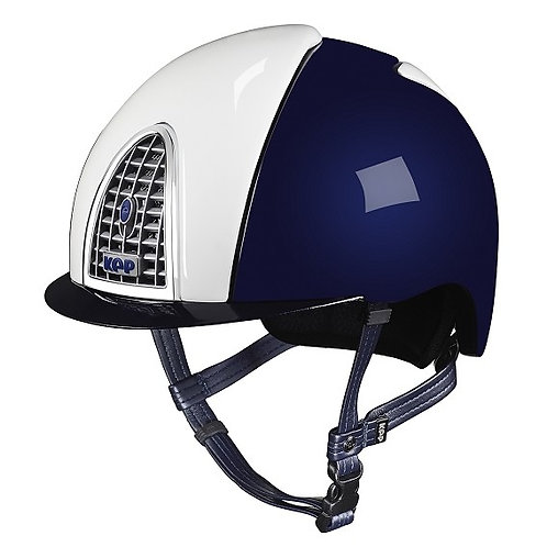 KEP - Cromo Shine XC Cross/bleu et blanc