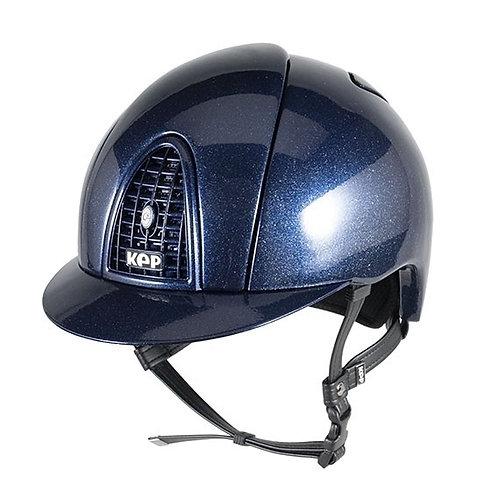 KEP - Cromo métal flakes bleu